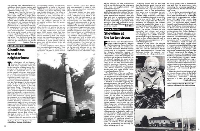 Article Preview: Cleanliness is next to neighborliness, November 1979 | Maclean's