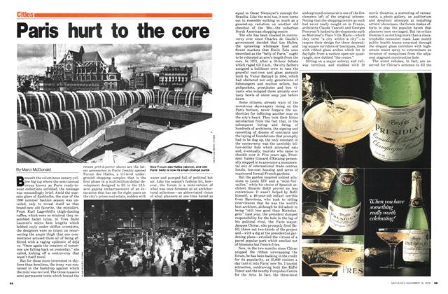 Article Preview: Paris hurt to the core, November 1979 | Maclean's