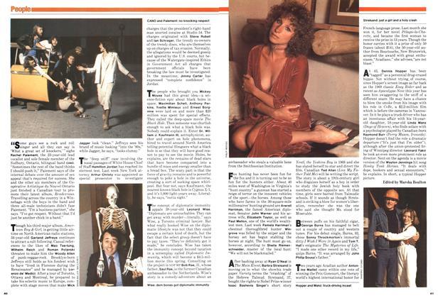 Article Preview: Bash and crash Barbra, December 1979   Maclean's
