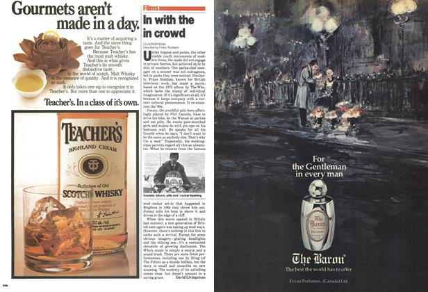 Article Preview: In with the in crowd, December 1979   Maclean's