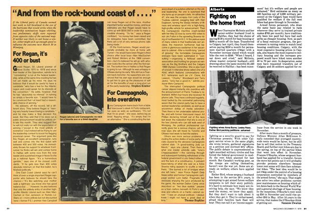 "Article Preview: ""And from the rock-bound coast of...."", December 1979 