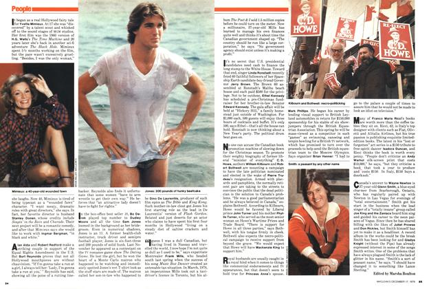 Article Preview: People, December 1979 | Maclean's