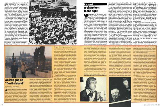"Article Preview: An iron grip on ""Devil's Island"", December 1979 