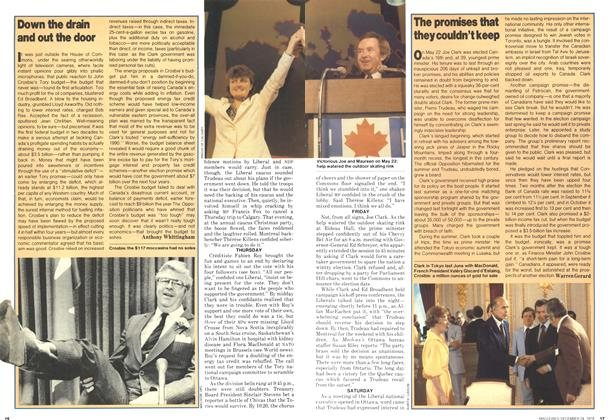 Article Preview: The promises that they couldn't keep, December 1979 | Maclean's