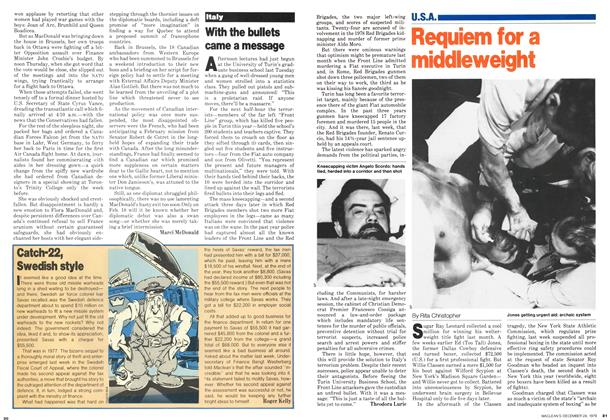Article Preview: Requiem for a middleweight, December 1979 | Maclean's