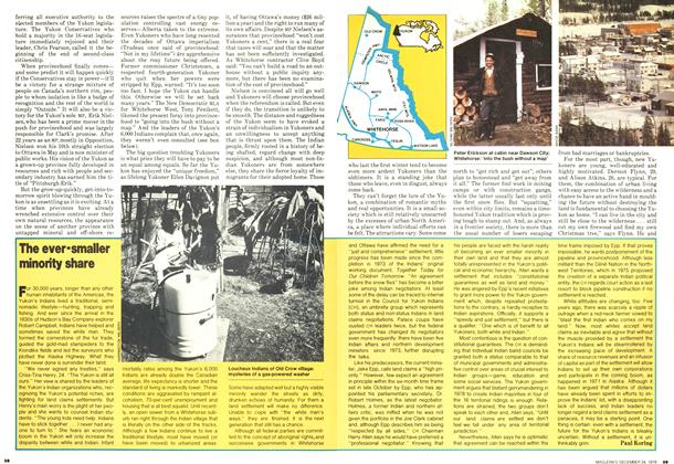 Article Preview: The ever-smaller minority share, December 1979 | Maclean's