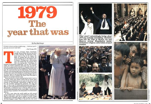 Article Preview: 1979 The year that was, December 1979 | Maclean's