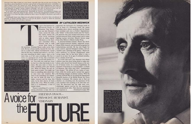 Article Preview: A voice for the FUTURE, January 1980 | Maclean's