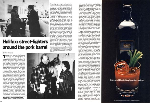 Article Preview: Halifax: street-fighters around the pork barrel, January 1980 | Maclean's