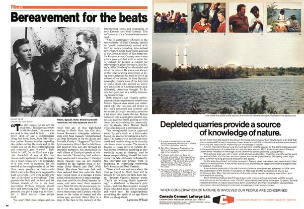 Article Preview: Bereavement for the beats, January 1980 | Maclean's