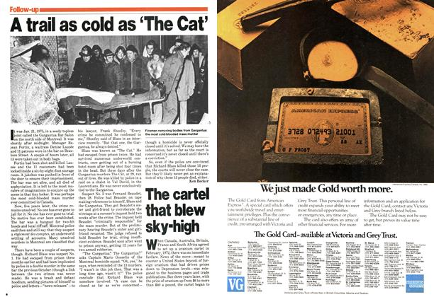 Article Preview: The cartel that blew sky-high, January 1980 | Maclean's