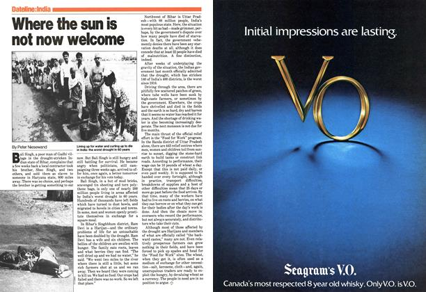Article Preview: Where the sun is not now welcome, January 1980 | Maclean's