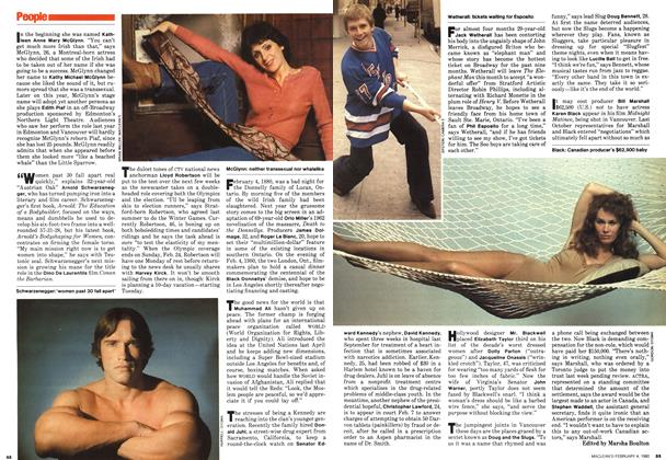 Article Preview: People, February 1980 | Maclean's