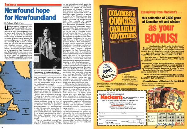 Article Preview: Newfound hope for Newfoundland, February 1980 | Maclean's