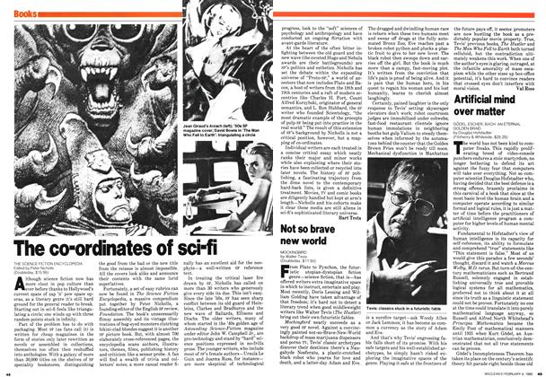 Article Preview: Not so brave new world, February 1980   Maclean's