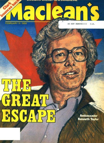 Issue: - February 1980   Maclean's