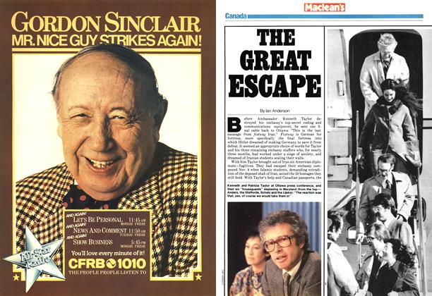 Article Preview: THE GREAT ESCAPE, February 1980 | Maclean's