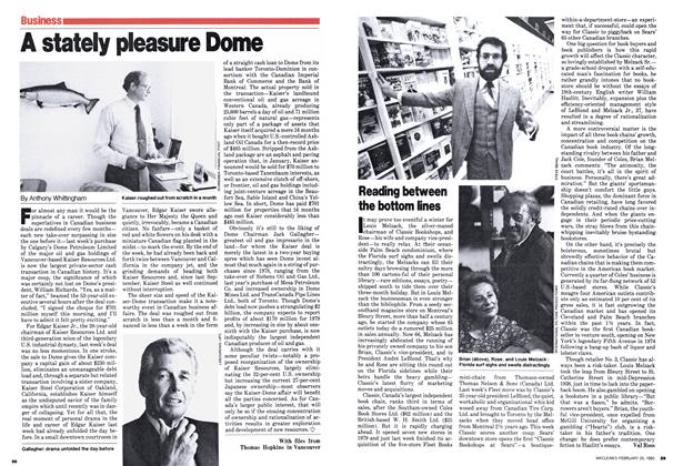 Article Preview: Reading between the bottom lines, February 1980 | Maclean's