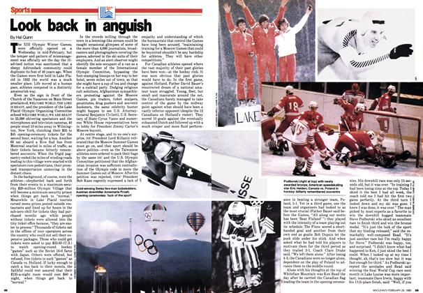 Article Preview: Look back in anguish, February 1980 | Maclean's