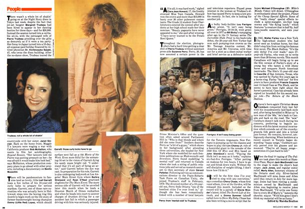 Article Preview: People, March 1980 | Maclean's