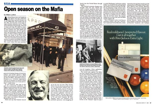 Article Preview: Open season on the Mafia, March 1980 | Maclean's