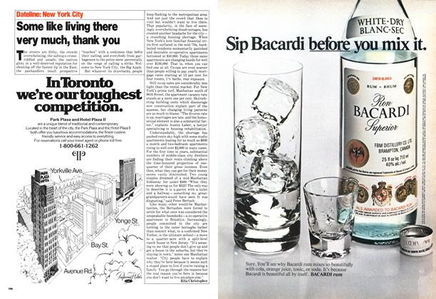 Article Preview: Some like living there very much, thank you, March 1980 | Maclean's