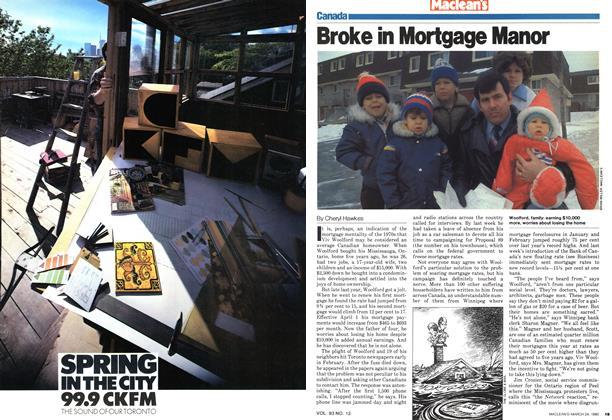 Article Preview: Broke in Mortgage Manor, March 1980 | Maclean's