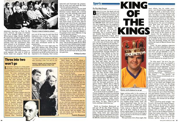 Article Preview: KING OF THE KINGS, March 1980 | Maclean's