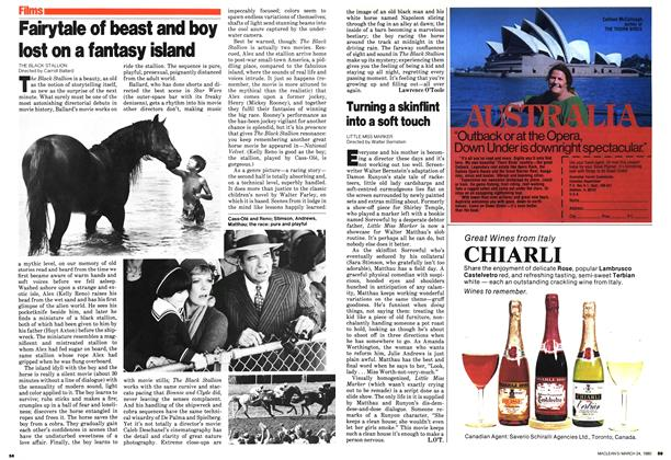 Article Preview: Fairytale of beast and boy lost on a fantasy island, March 1980 | Maclean's