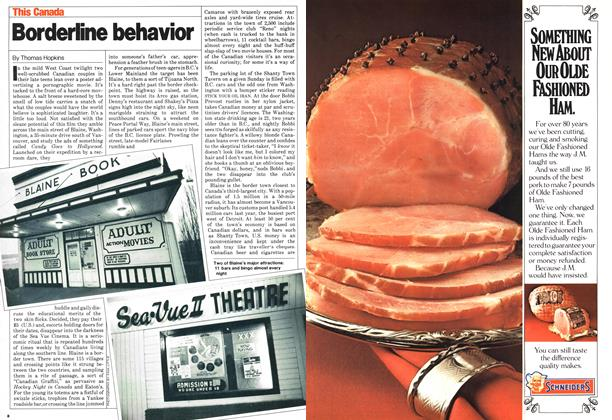 Article Preview: Borderline behavior, March 1980 | Maclean's