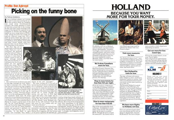 Article Preview: Picking on the funny bone, March 1980 | Maclean's