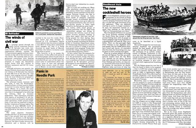 Article Preview: The new cockleshell heroes, March 1980 | Maclean's