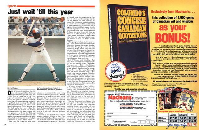 Article Preview: Just wait 'till this year, March 1980 | Maclean's