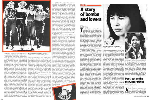 Article Preview: A story of bombs and lovers, March 1980 | Maclean's