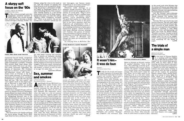 Article Preview: Sex, summer and smokes, March 1980 | Maclean's