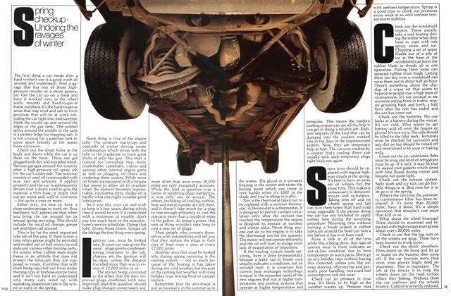 Article Preview: Spring checkup: Undoing the ravages the ravages of winter, March 1980 | Maclean's