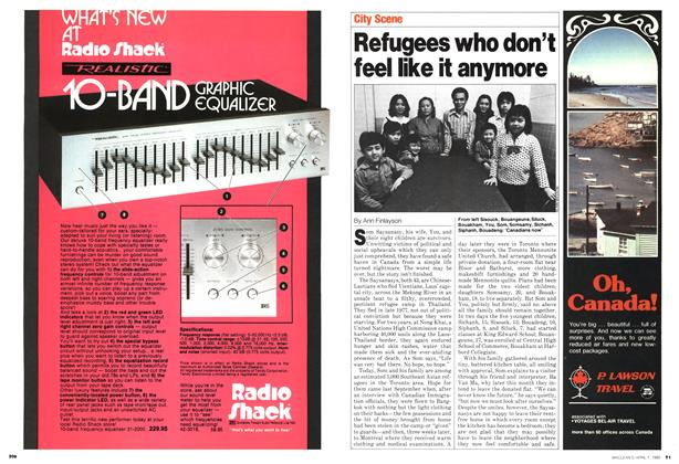 Article Preview: Refugees who don't feel like it anymore, April 1980 | Maclean's