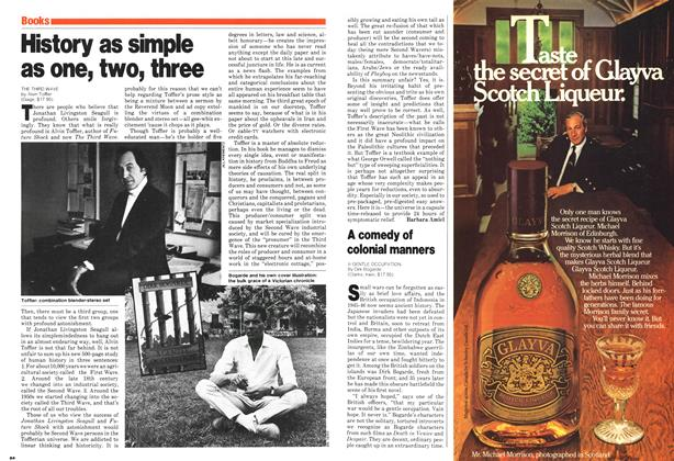 Article Preview: History as simple as one, two, three, April 1980 | Maclean's