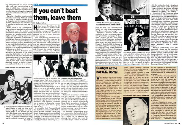 Article Preview: If you can't beat them, leave them, May 1980 | Maclean's