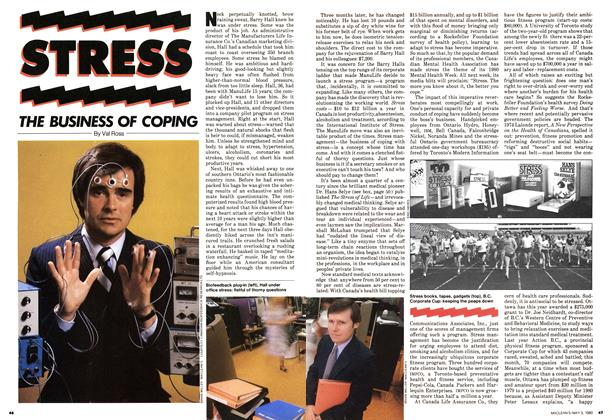Article Preview: THE BUSINESS OF COPING, May 1980 | Maclean's