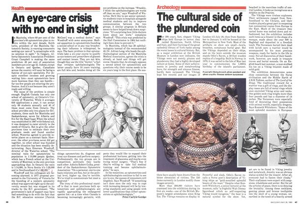 Article Preview: An eye-care crisis with no end in sight, May 1980 | Maclean's