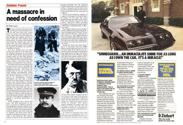 Article Preview: A massacre in need of confession, May 1980   Maclean's