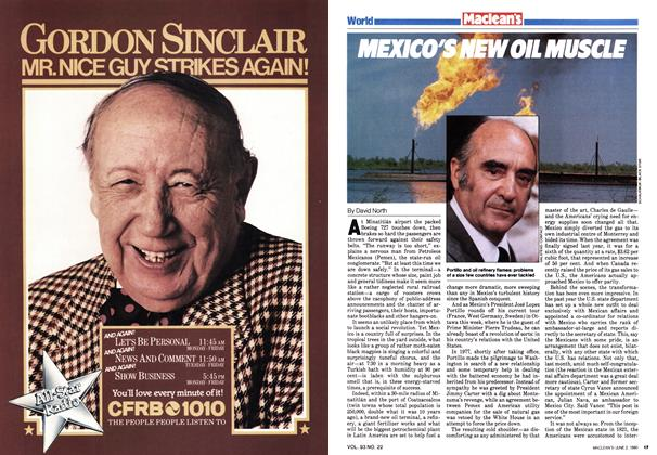 Article Preview: MEXICO'S NEW OIL MUSCLE, June 1980 | Maclean's