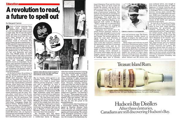 Article Preview: A revolution to read, a future to spell out, June 1980 | Maclean's