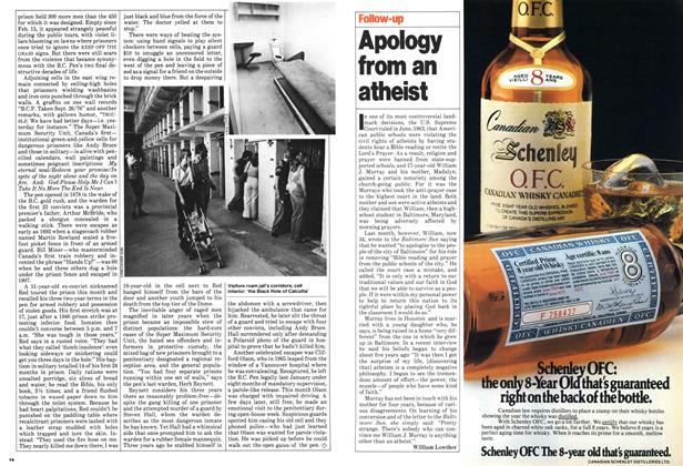 Article Preview: Apology from an atheist, June 1980 | Maclean's