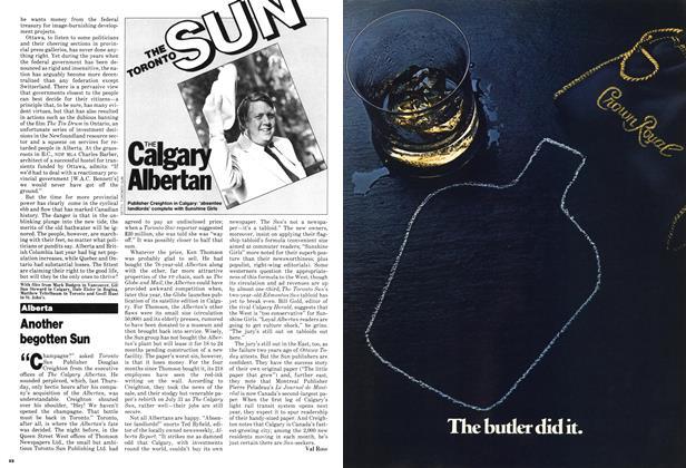 Article Preview: Another begotten Sun, June 1980 | Maclean's