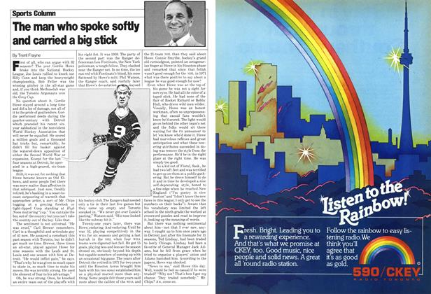 Article Preview: The man who spoke softly and carried a big stick, June 1980 | Maclean's