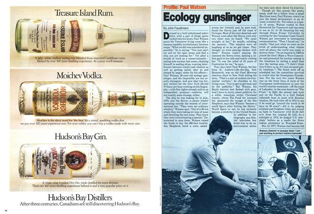 Article Preview: Ecology gunslinger, June 1980 | Maclean's