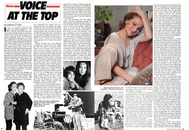 Article Preview: VOICE AT THE TOP, June 1980 | Maclean's
