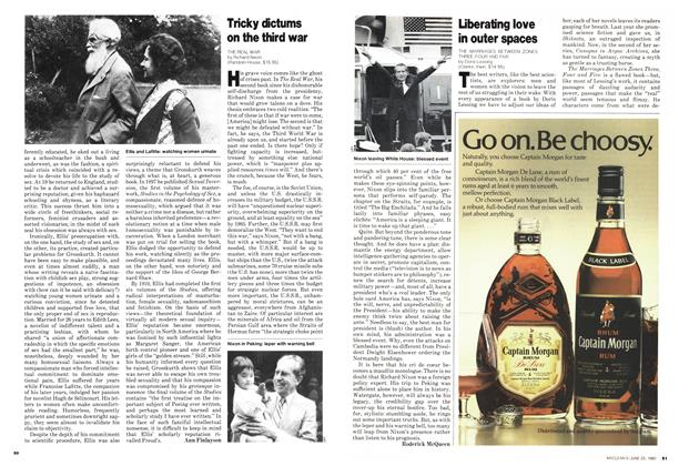 Article Preview: Liberating love in outer spaces, June 1980 | Maclean's
